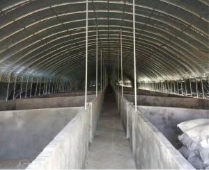 养殖温室骨架