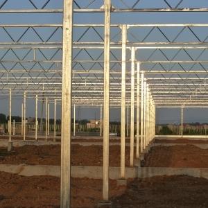 连栋温室大棚如何做好顶部防水?