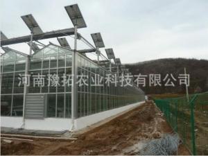 光伏太阳能温室骨架