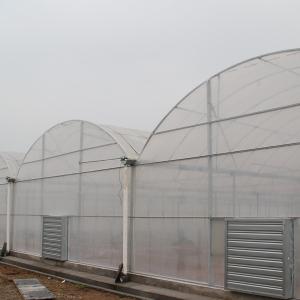 玻璃连栋温室价格