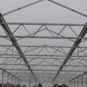 温室大棚骨架安装