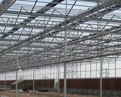 智能玻璃温室怎么选择覆盖材料呢?